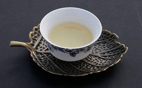 金属杯托-枫叶
