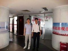 火眼系统在中国铁塔股份有限公司泉州分公司做技术交流