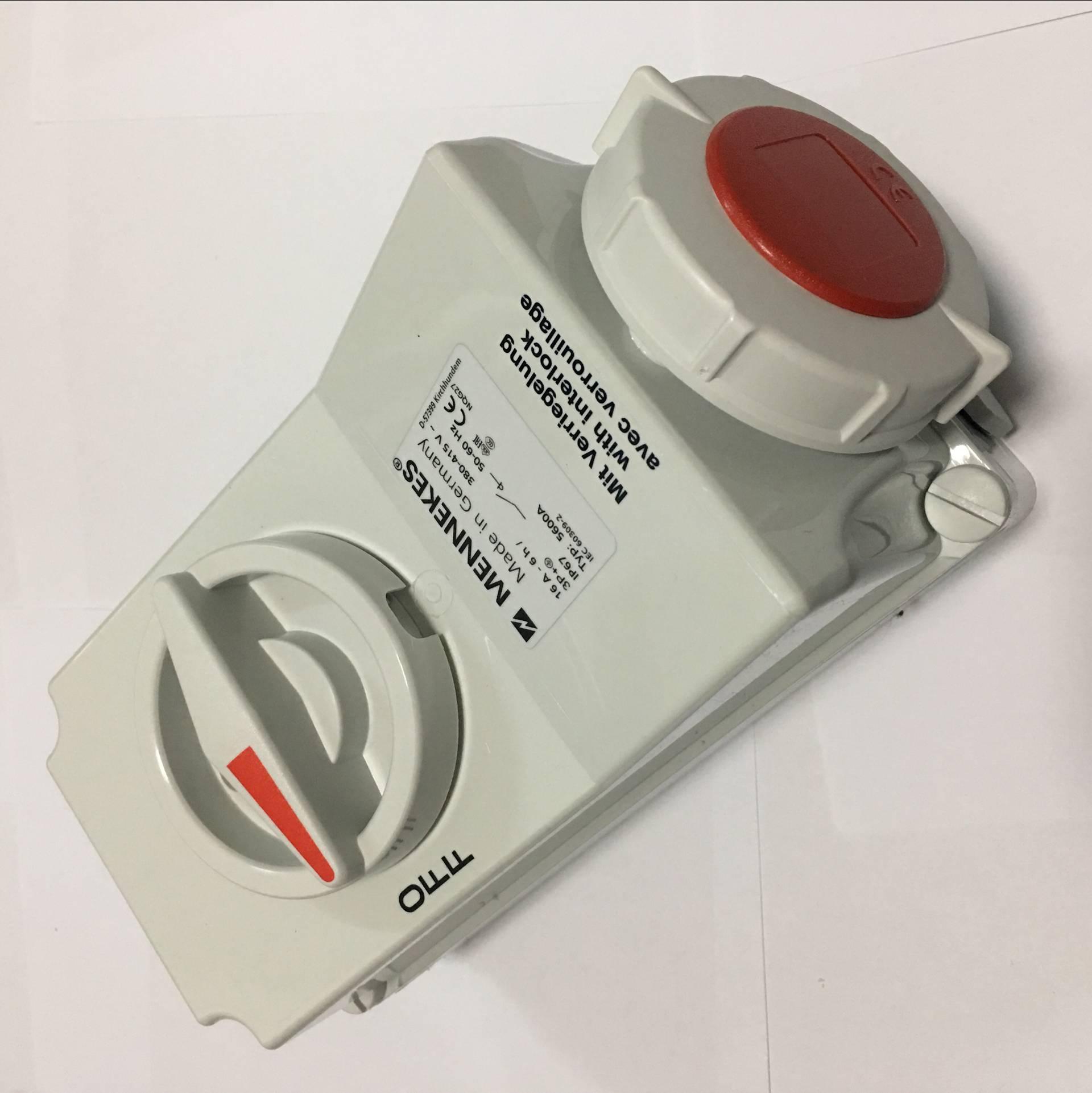 工业机械联锁插座TYP-5603A