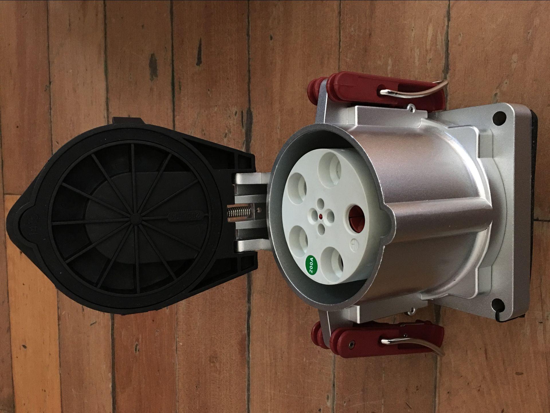 工业大电流防爆防水插座TYP-4022