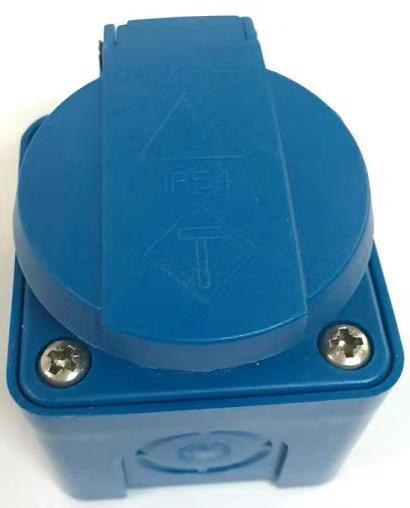 工业欧式插座/航空插座TYP-16021
