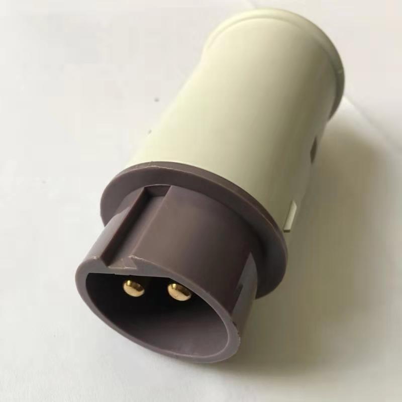 工业低压插头MND1201