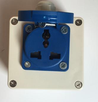 工业插座TVP-16021