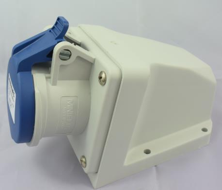 工业明装防水插座MN1311