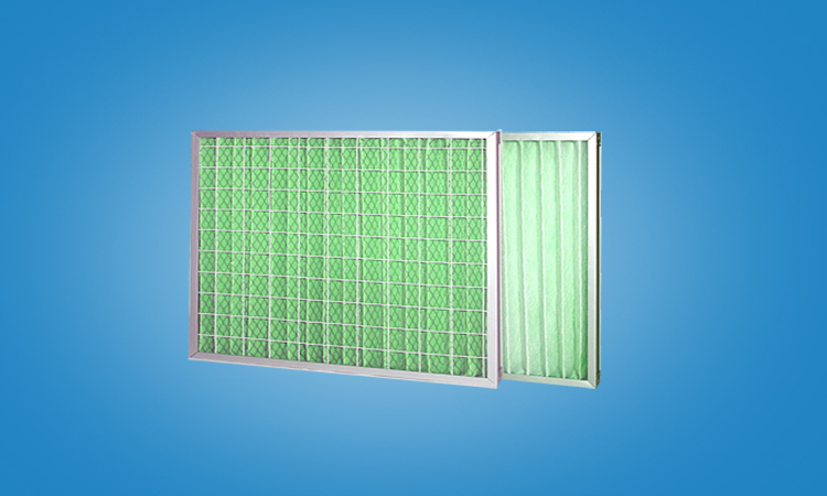 Precautions for installing the air filter