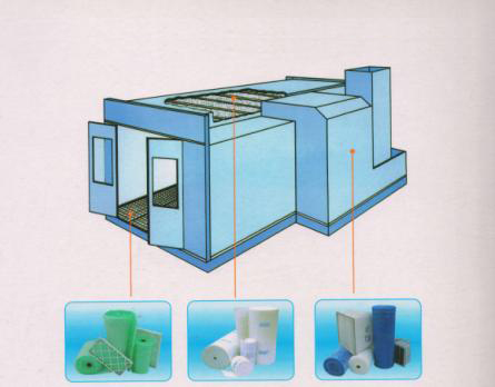 Detailed installation location of the hydraulic filter