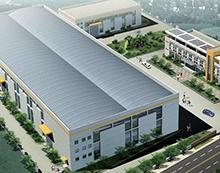 现代化工厂