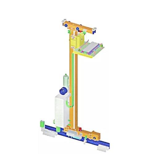 单立柱堆垛机