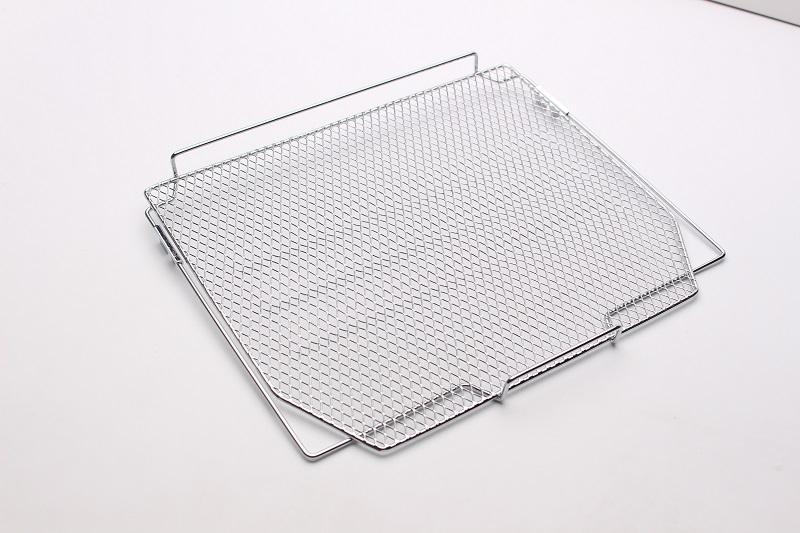 烧烤网的工艺特点及应用