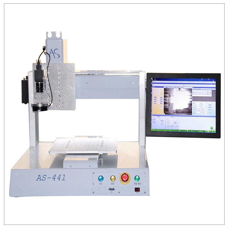 CCD高清数字相机视觉点胶机涂胶机