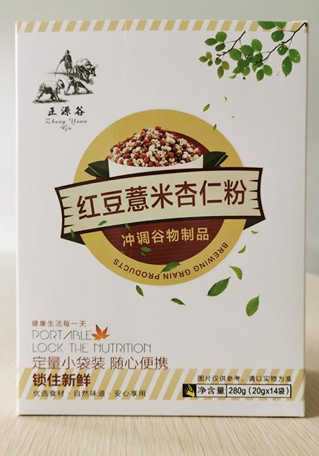 红豆薏米杏仁粉