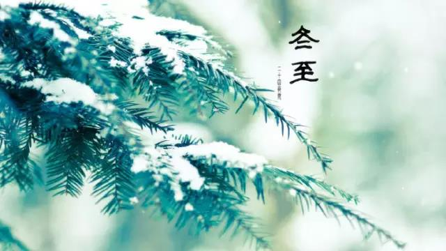 承叶环境与您邂逅美丽冬至