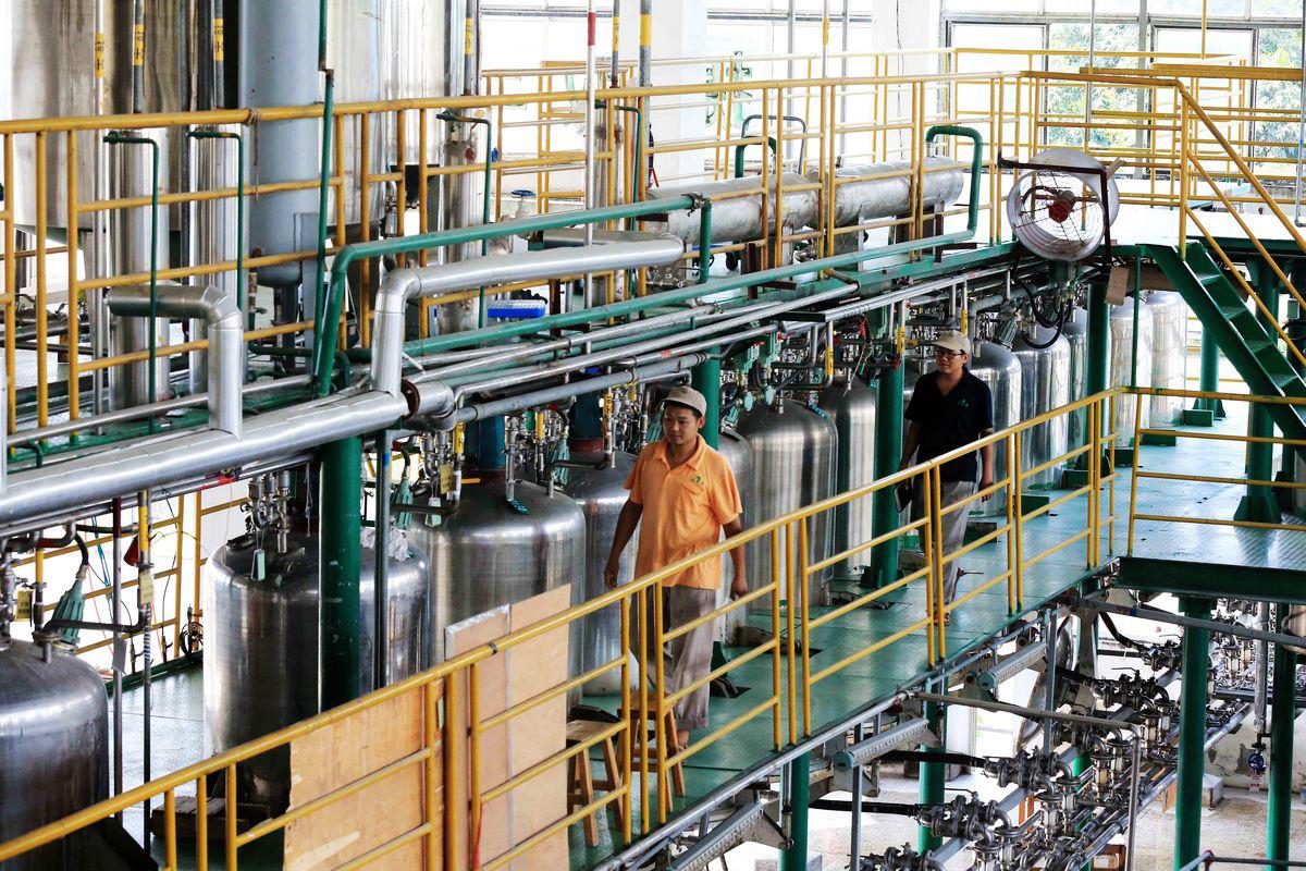 制药化工废水工程处理技术_苏州承叶环境