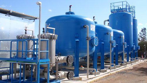 化工厂废水