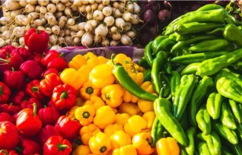 蔬菜中重金属