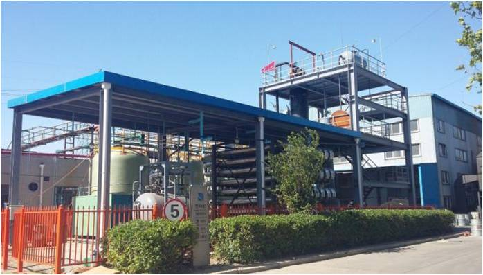 天津精细化工催化湿式氧化处理装置