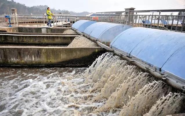 废水处理工程工艺