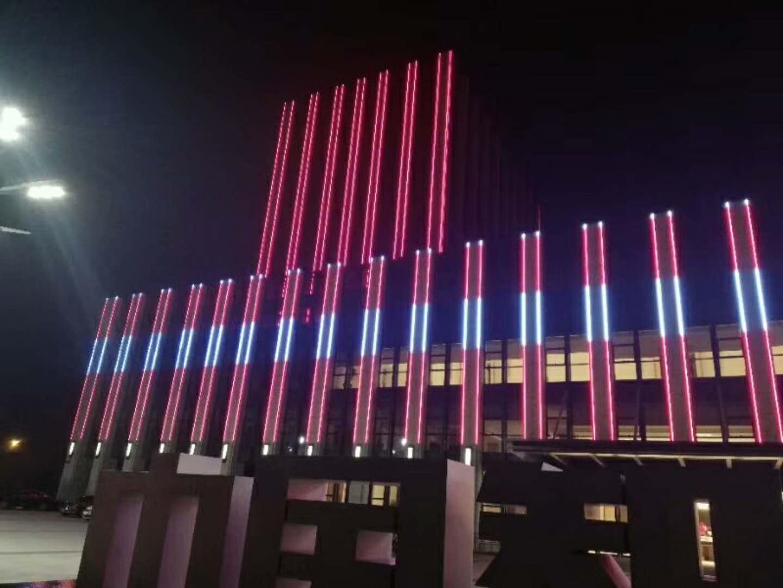 晋江楼体LED光彩