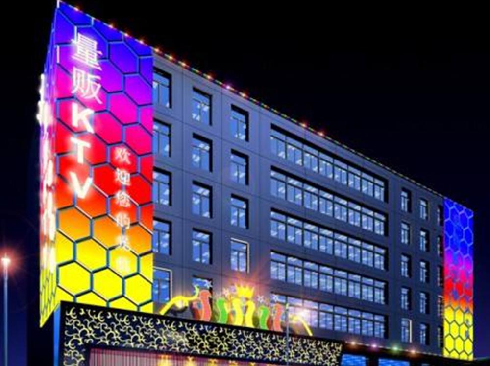 泉州LED光彩工程
