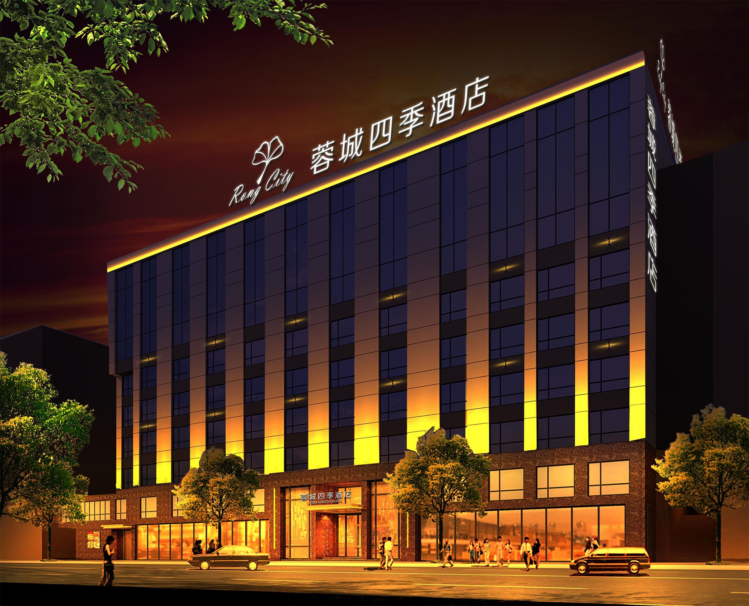 泉州酒店LED光彩