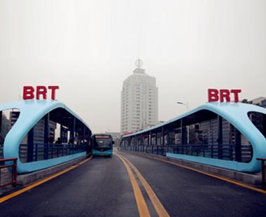 BRT站台門