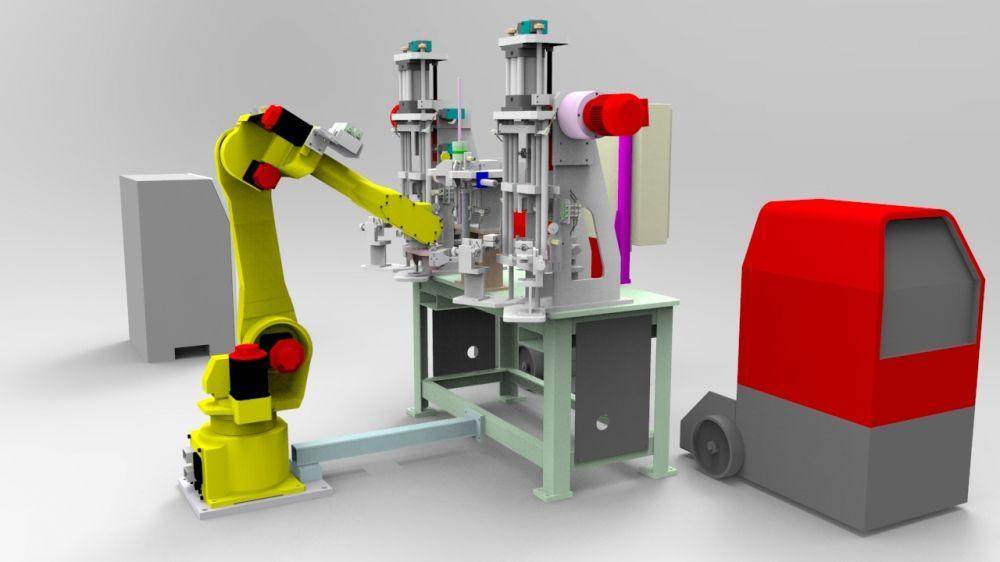 智能化焊接机器人