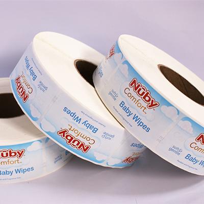 共享制造平台---湿纸巾标签