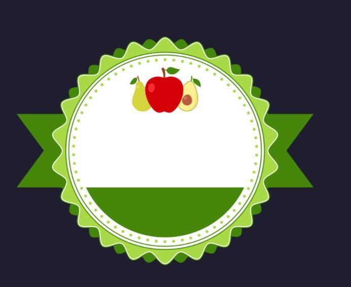 原材料价格的浮动决定着水果食品标签/日化标签/防伪标签的价格