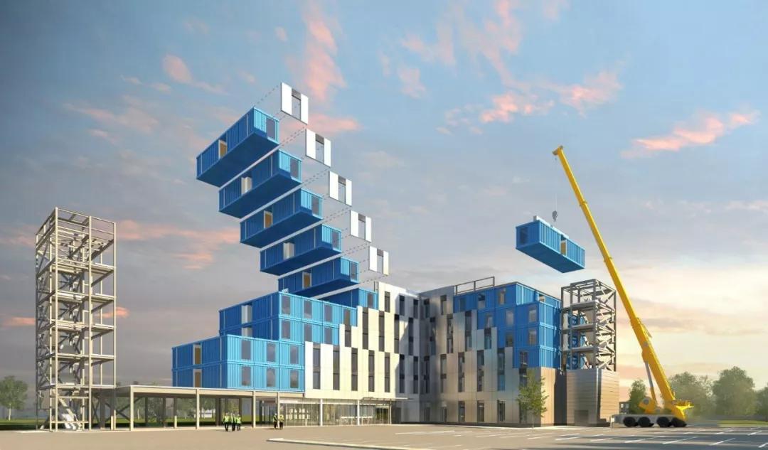 2025年全球模块化建筑市场有望达到1750亿美元