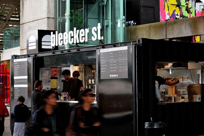 集装箱商业 | 落地最多的4款集装箱轻餐饮店