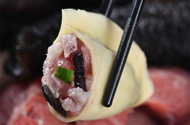 东方麦玺水饺