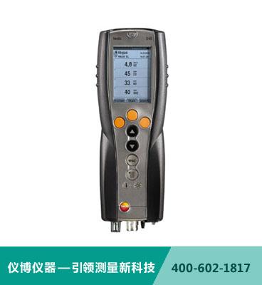 testo 340 - 工業煙氣分析儀