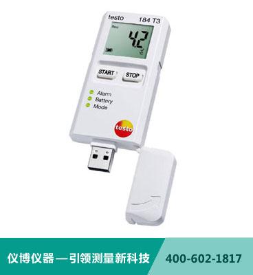 testo 184 T3 - USB型�囟扔���x