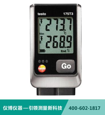 testo 175 T3 - 溫度記錄儀