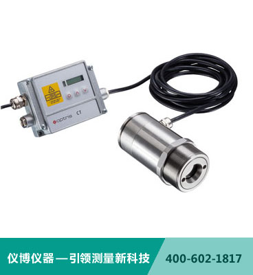 Optris CT laser F2/F6火焰�t〗外�y��x