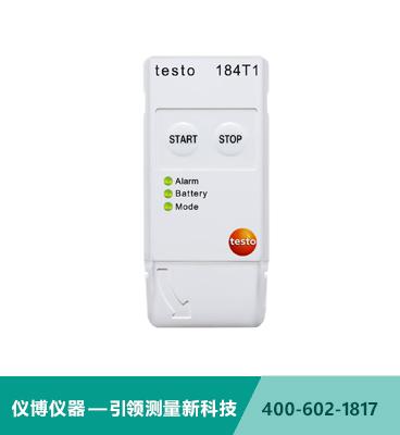 testo 184 T1 - USB型�囟������x(一次性使用:90天)