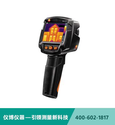 testo 872 - 帶紅外熱像智能App的熱像儀