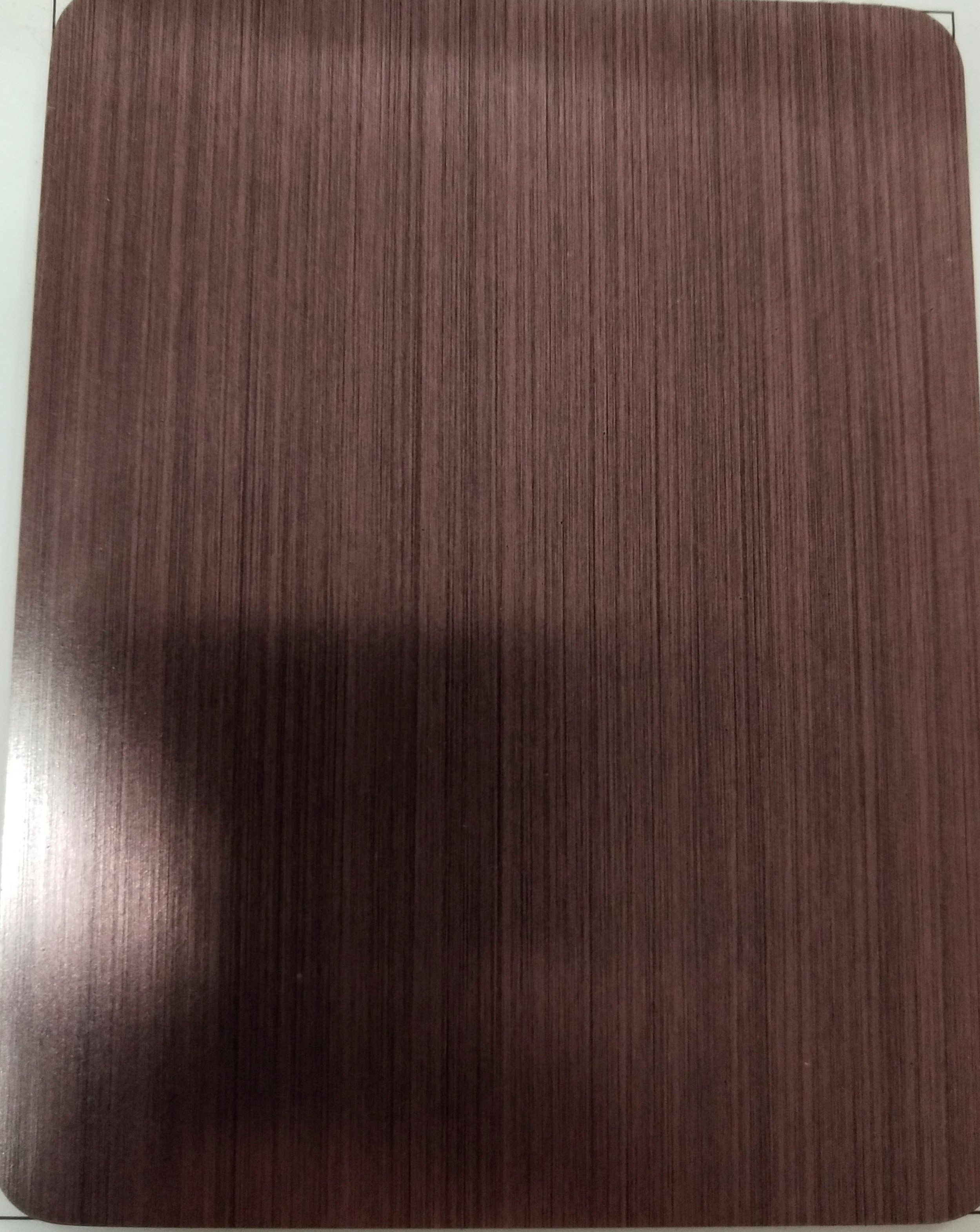 深红古铜_不锈钢仿古做旧板