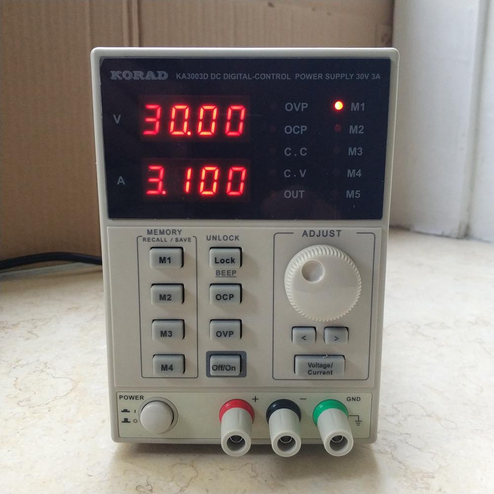 科睿源KA3003D数控直流稳压电源