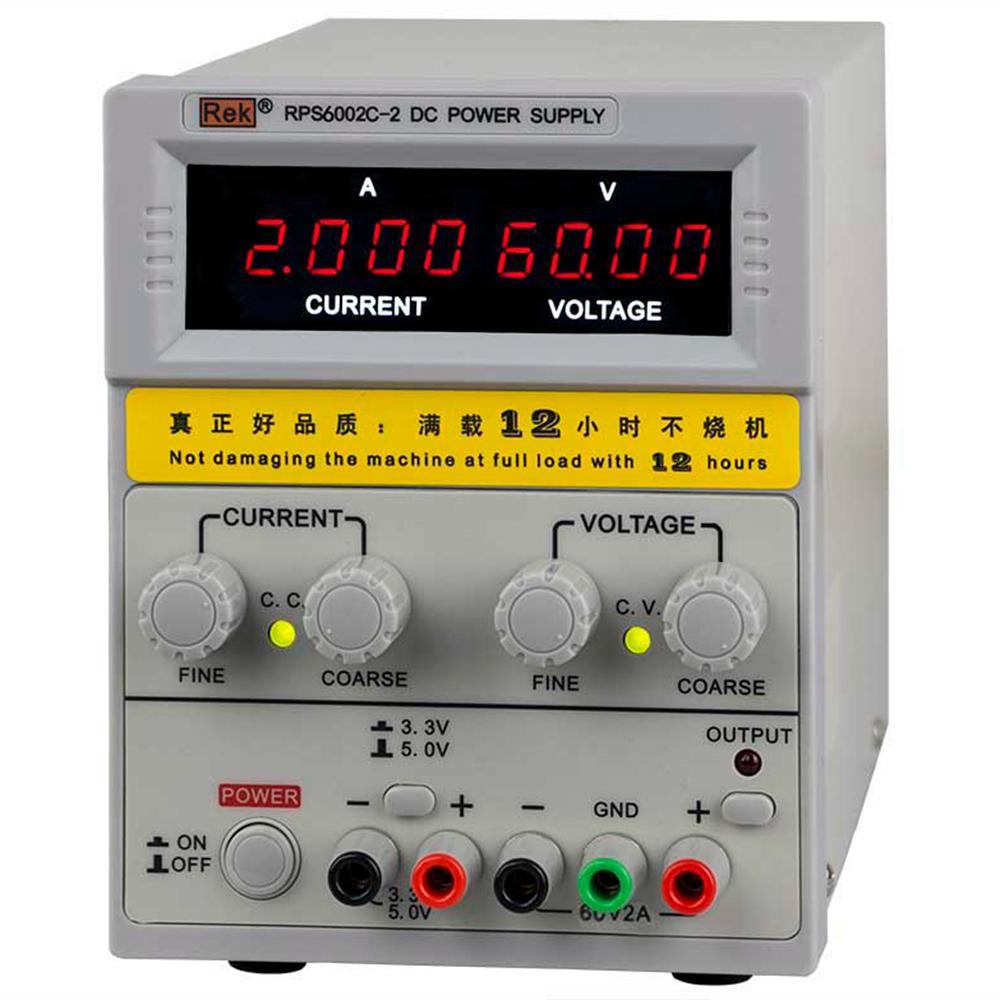美瑞克RPS6002C-2直流稳压电源