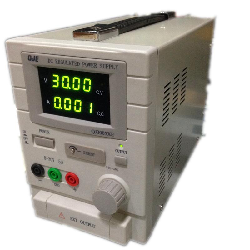 求精QJ3005XE直流稳压电源