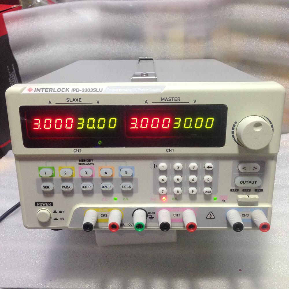 英特罗克IPD-3303SLU可编程电源