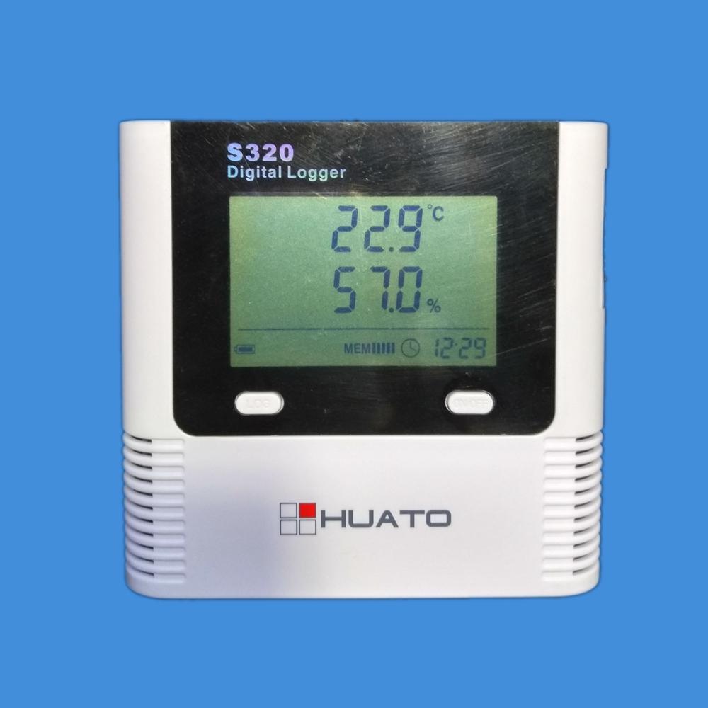 华图S320-TH温湿度记录仪