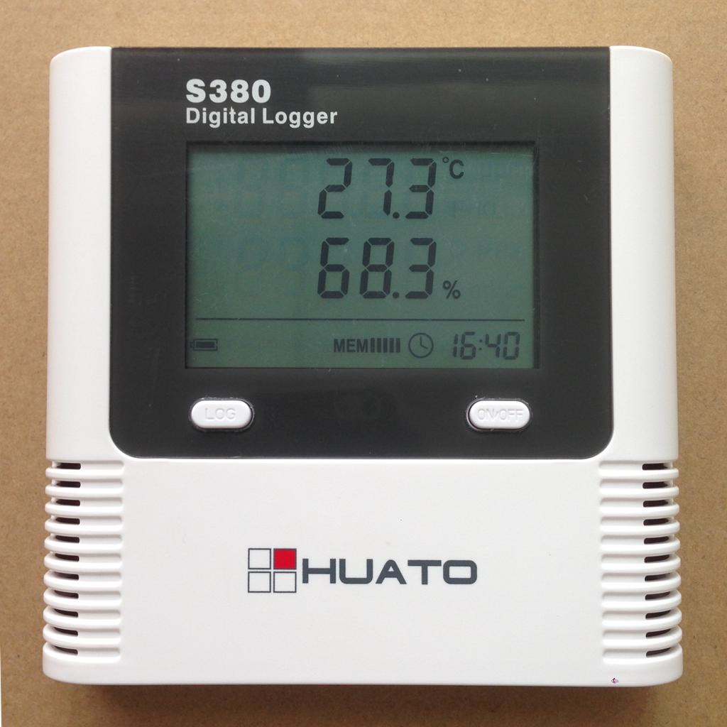 华图S380-TH温湿度记录仪