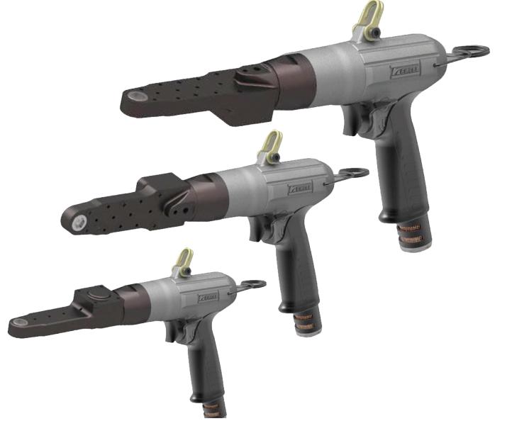 枪型闭口齿轮式定扭工具