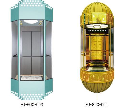 闽福缘观光电梯