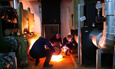 青岛水冷机改造