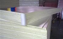 双面铝箔挤塑风管(1级品)