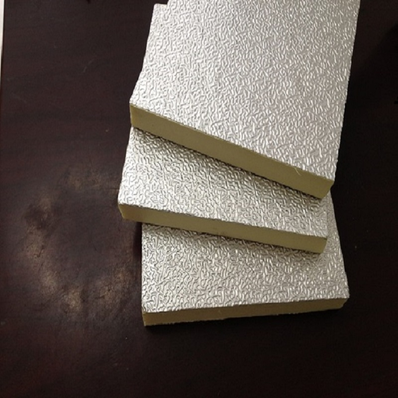 双面铝箔聚氨酯复合风管板