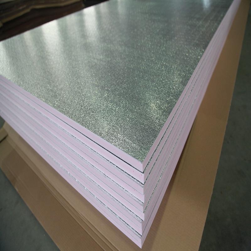 双面铝箔酚醛复合保温板